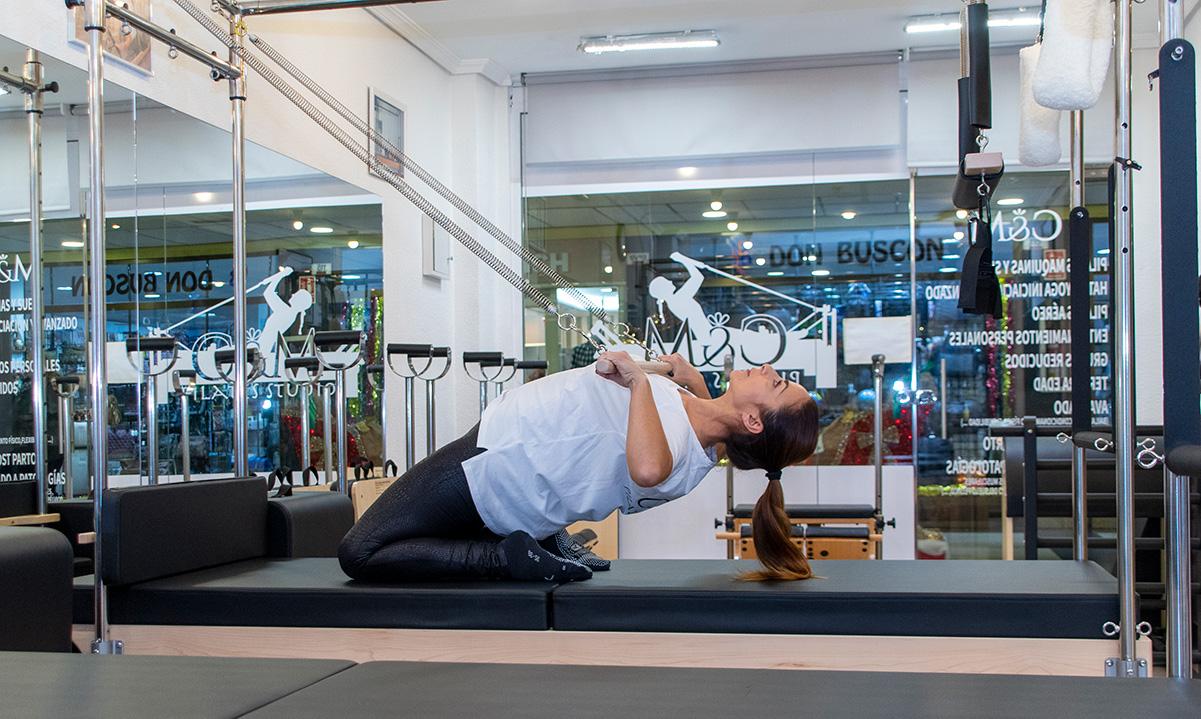 Pilates Máquina Alcalá de Henares